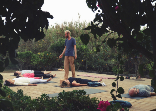 Yoga Retreat Portugal | 2017 October ॐ WOLFS YOGA