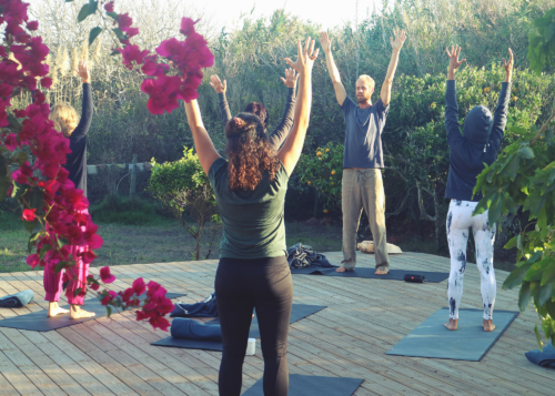 Yoga Retreat | October 2017 ॐ WOLFS YOGA