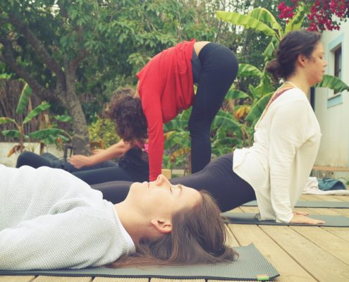 Yoga Self Practice | Wolfs Yoga retreats Algarve, Portugal