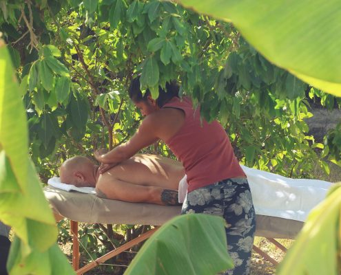 Massage | Wolfs Yoga Retreat Portugal, Algarve