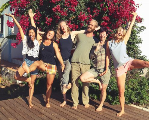 Group | Wolfs Yoga retreats Portugal, Algarve