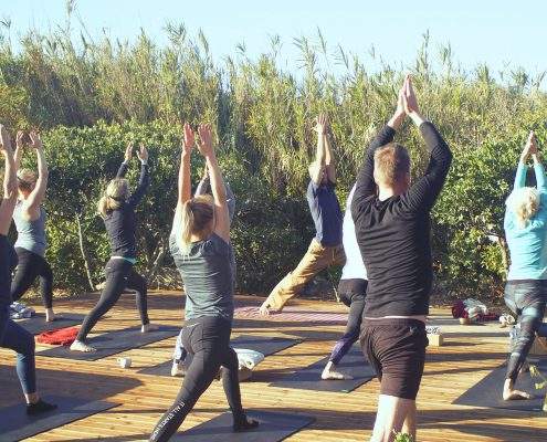 Ashtanga Vinyasa | Wolfs Yoga retreats Portugal, Algarve
