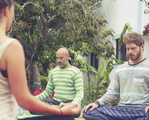 Meditation | Wolfs Yoga retreats Portugal, Algarve