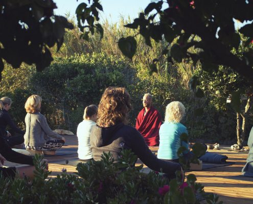 Meditation | Wolfs Yoga Retreat Portugal, Algarve