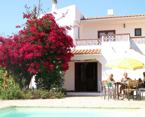 Sunny Villa | Wolfs Yoga Retreat Portugal, Algarve