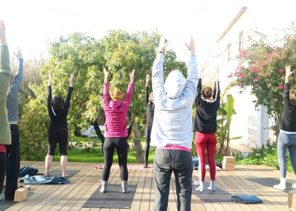 Watch Yin Yoga: We Did It video