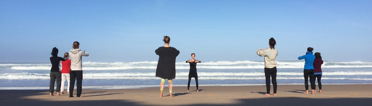 Yin Yang & Mindfulness | Wolfs Yoga Retreats Portugal Algarve
