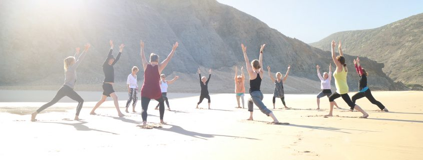 Yin Yang & Mindfulness | Wolfs Yoga Retreats Portugal