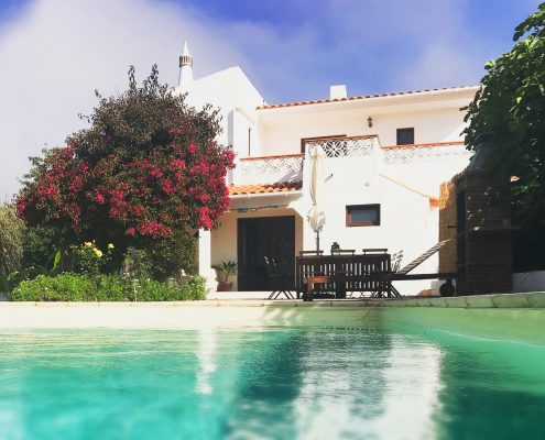 Yoga Villa | Wolfs Yoga Retreats Portugal Algarve