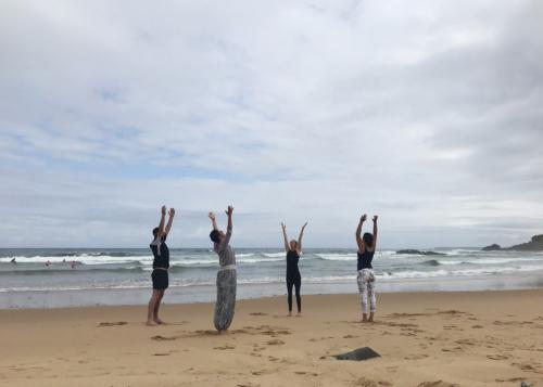 Yoga Holiday | June 2018 ॐ WOLFS YOGA