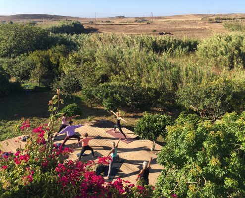 Location | Wolfs Yoga Retreat Portugal