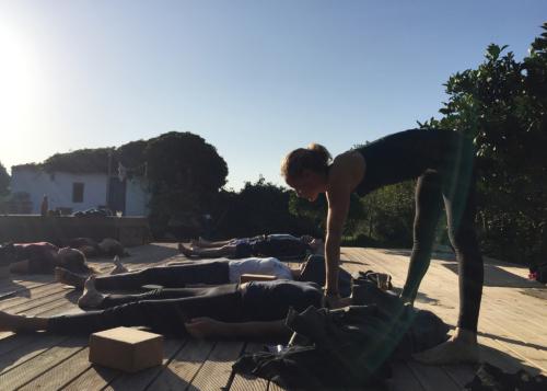 Ashtanga Yoga Retreat | September 2018 ॐ WOLFS YOGA