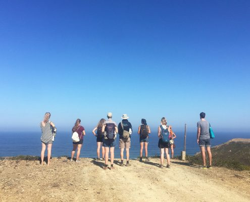Meditation Walk | Wolfs Yoga Retreats Portugal