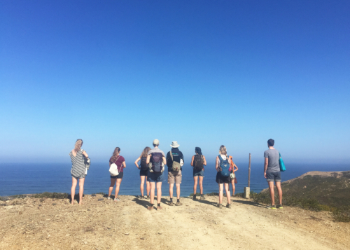 Meditation Walk | Wolfs Yoga Retreats Portugal