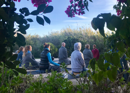 Yin Yang & Mindfulness Yoga Retreat | October 2018 ॐ WOLFS YOGA