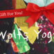 Returning Guest Gift Voucher ॐ WOLFS YOGA