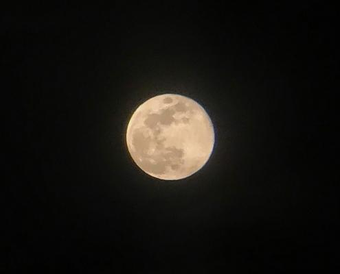 Yin Yoga Moon