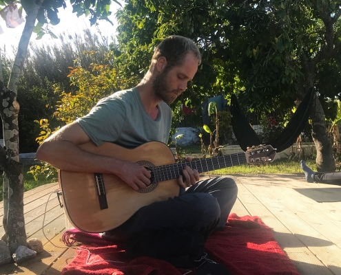 Yin & Music | Wolfs Yoga Retreats Portugal