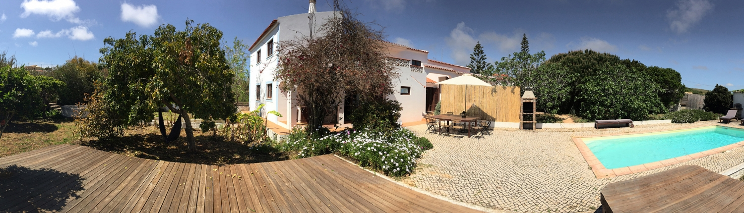 Yoga Villa | Wolfs Yoga Retreats Portugal