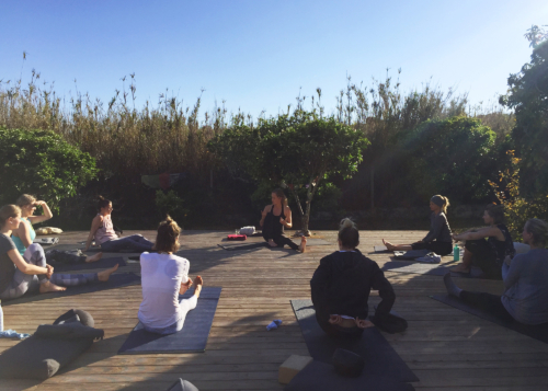 Ashtanga Workshop | Wolfs Yoga Retreats Portugal