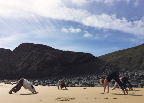 Yin Yang & Mindfulness Retreat | May 2019 ॐ WOLFS YOGA