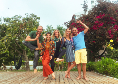 Yin Yang Group | Wolfs Yoga Retreats Portugal