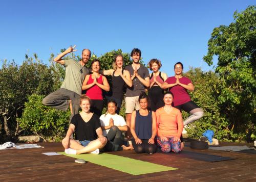 Yin Yang & Mindfulness Yoga Retreat | August 2019 ॐ WOLFS YOGA