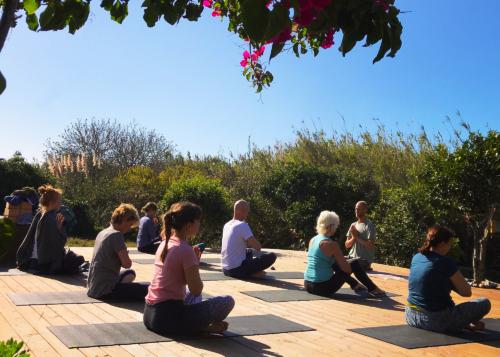 Yin Yang & Mindfulness Yoga Retreat   October 2019 ॐ WOLFS YOGA