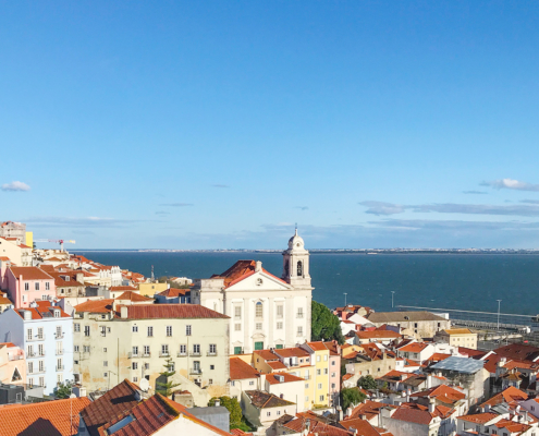 Lisbon | Wolfs Yoga Retreats Portugal