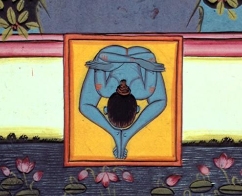Yin Yoga Ancient Lotus