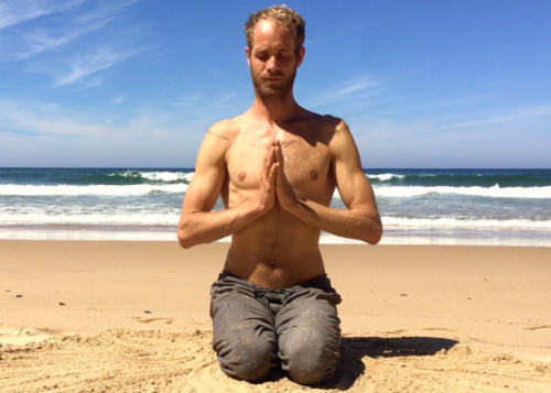 Grounding Meditation by Amwo Wolfs
