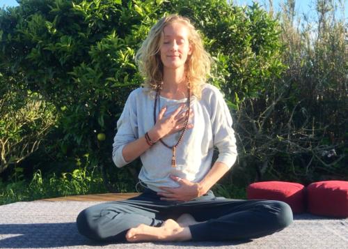 Inner Smile Meditation