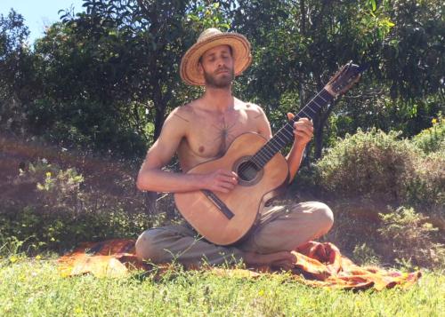 Music Meditation in D