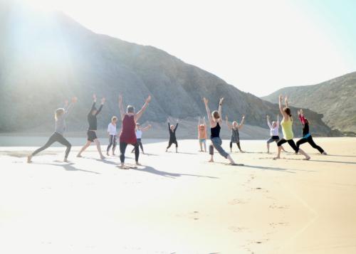 Yoga Retreats in Portugal, Algarve ॐ WOLFS YOGA