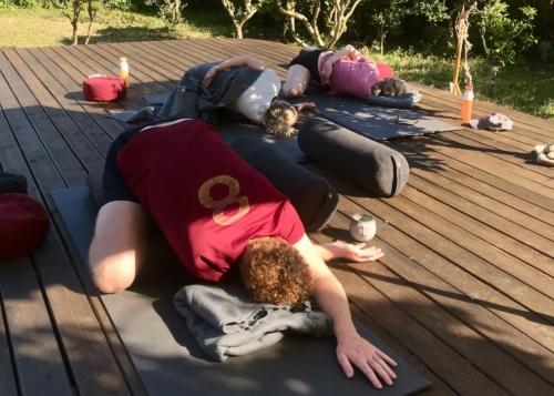 Yin Yang Mindfulness Yoga Retreat   June 2021 ॐ WOLFS YOGA